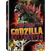 The ToHo Godzilla Collection - Volumes 1 & 2