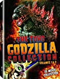 The ToHo Godzilla Collection - Volumes 1 & 2