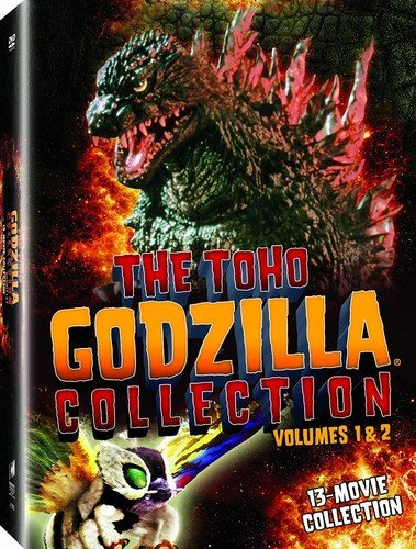 (The ToHo Godzilla Collection - Volumes 1 & 2 (13-Movie Collection))