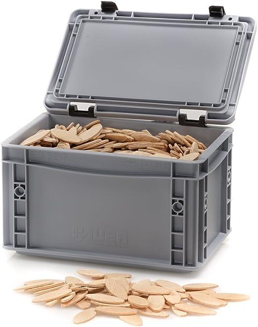 GR 10 et 20 400 pièces lamello en Qualité de menuisier à la mini-l-boxx