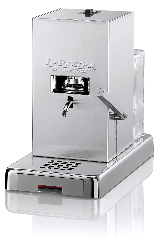 コーヒーマシーンセット Piccolaシルバーセット  シルバー B07NVFZ5JJ