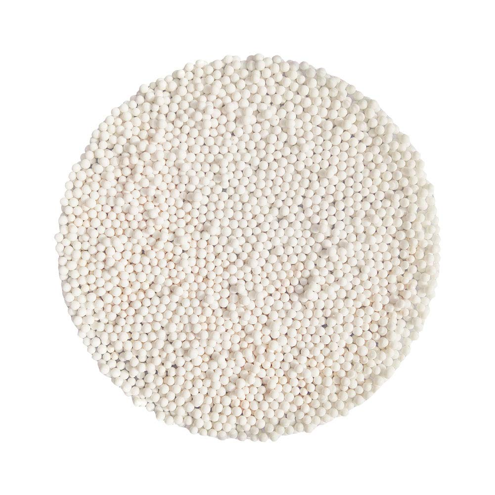 JINZFJG-SX Zirconia Ball 1kg Experimental Supplies Laboratory Grinding Mediums High Purity Grinding Beads