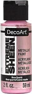 DECO ART EXTREME SHEEN ROSEQUARTZ, Rose Quartz