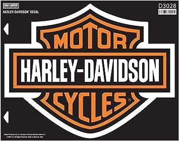 Harley Davidson Aufkleber Bar Shield Xxl Harley Davidson Auto