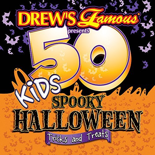 Drew's Famous 50 Kids Halloween Tricks & Treats CD by The Hit Crew (2010-04-20) -