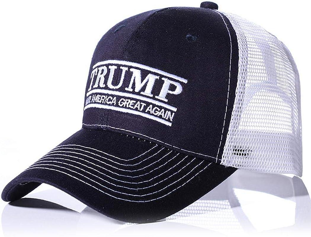 TelDen US Presidential Campaign 2020 Baseball Cap Trump Hat Baseball Caps
