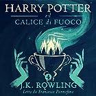 Harry Potter e il Calice di Fuoco (Harry Potter 4)   Livre audio Auteur(s) : J.K. Rowling Narrateur(s) : Francesco Pannofino