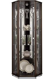 Odisha Rustic Mango Wood Glazed Display Cabinet/Solid Mango Wood ...