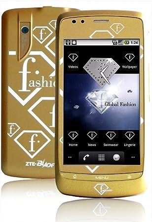 ZTE FTV Blade, Exclusivo Fashion TV Smartphone, edición Limitada ...