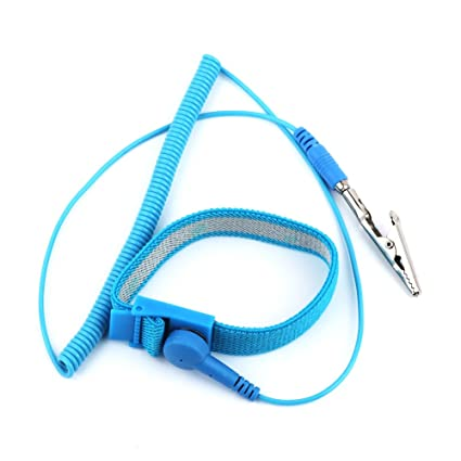 Anti Static Esd Wrist Strap Elastic Band With Clip For Sensitive Electronics Repair Work Tools Tool Sets Hand Tool Sets