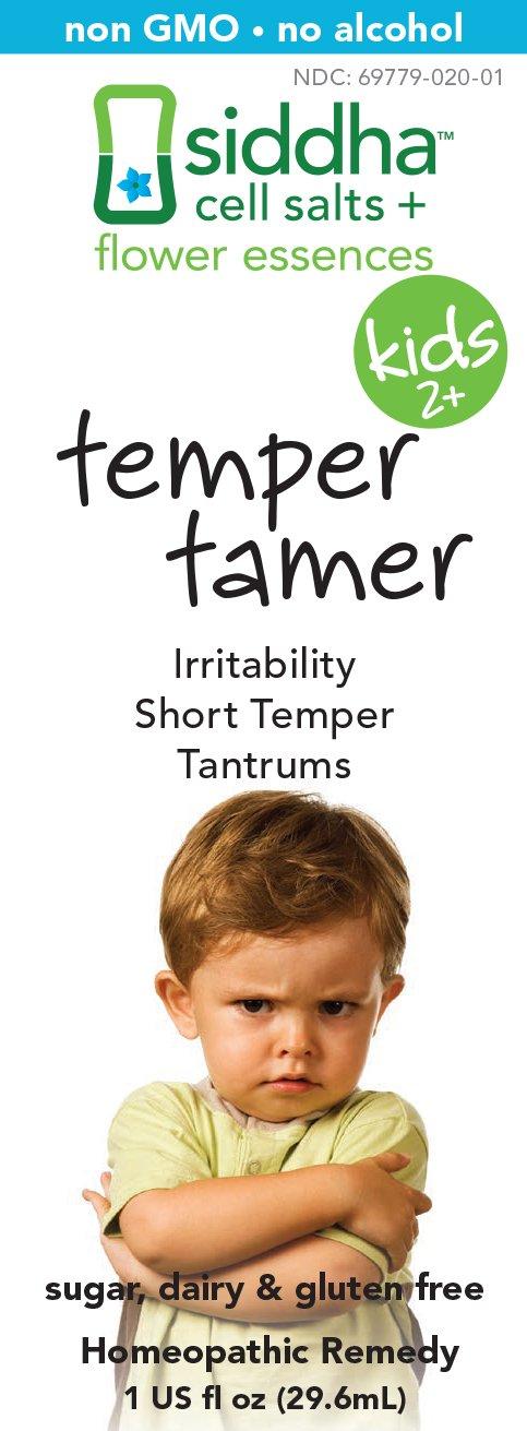 Siddha Kid-Temper Tamer Supplement, 1 Fluid Ounce