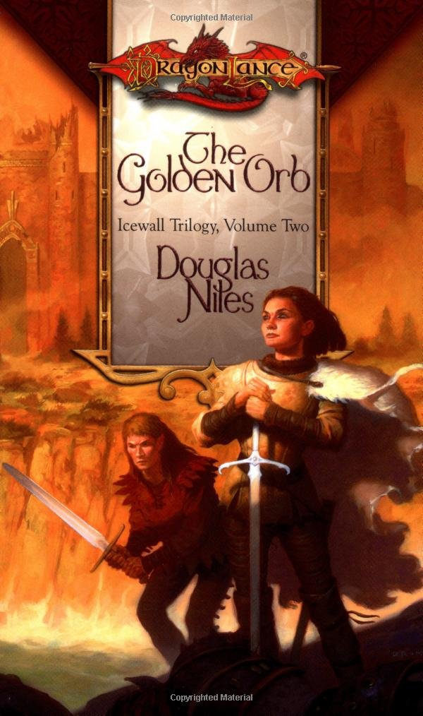The Golden Orb (Dragonlance:  The Icewall Trilogy, Book 2) ebook