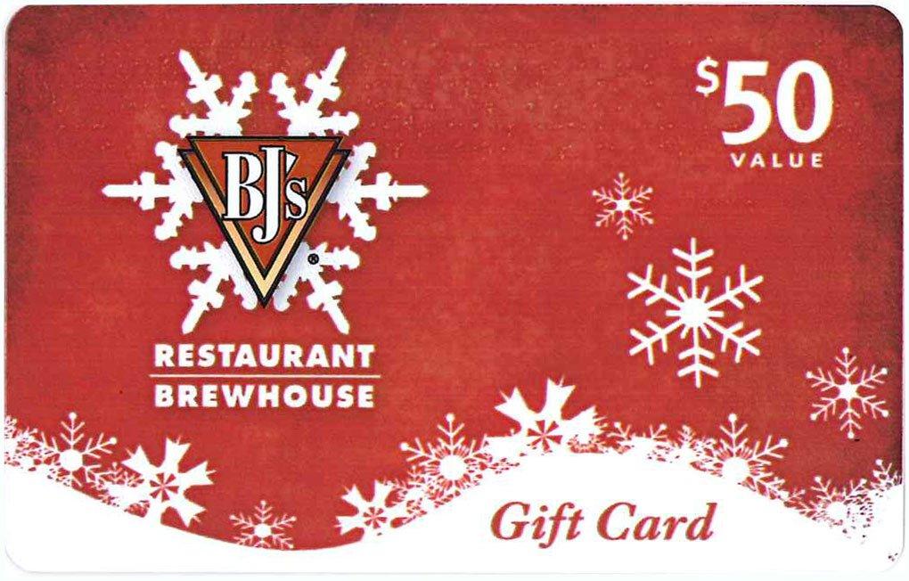 Amazon.com: BJ's Restaurant Gift Card $25: Gift Cards