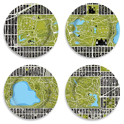 Central Park Plates (Central Park: Full Collection) Meadow Round Serving Plate