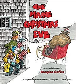b4febfd6 Amazon.com: One Maine Christmas Eve (9780884484691): Douglas Coffin: Books