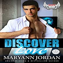 Discover Love: Saints Protection & Investigations Audiobook by Maryann Jordan Narrated by Alexandre Steele