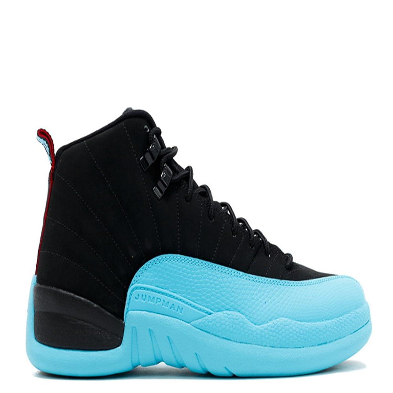 8d1ed3b796de24 outlet air jordan 12 retro gamma blue black gym red gamma blue basketball  shoes