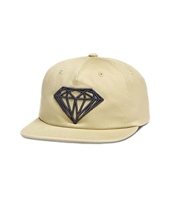 e6ba11cb3a2 Amazon.com  Diamond Supply Co Brilliant Unconstructed Snapback H17 ...