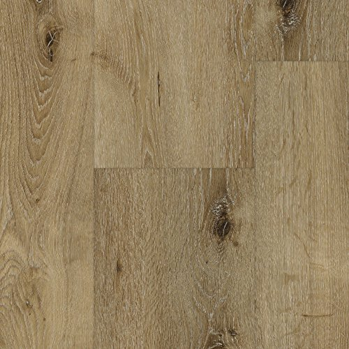 Durable Flooring (Cathedral WPC Vinyl Flooring | Durable, Water-Proof | Easy Install, Click-Lock | SAMPLE by GoHaus)