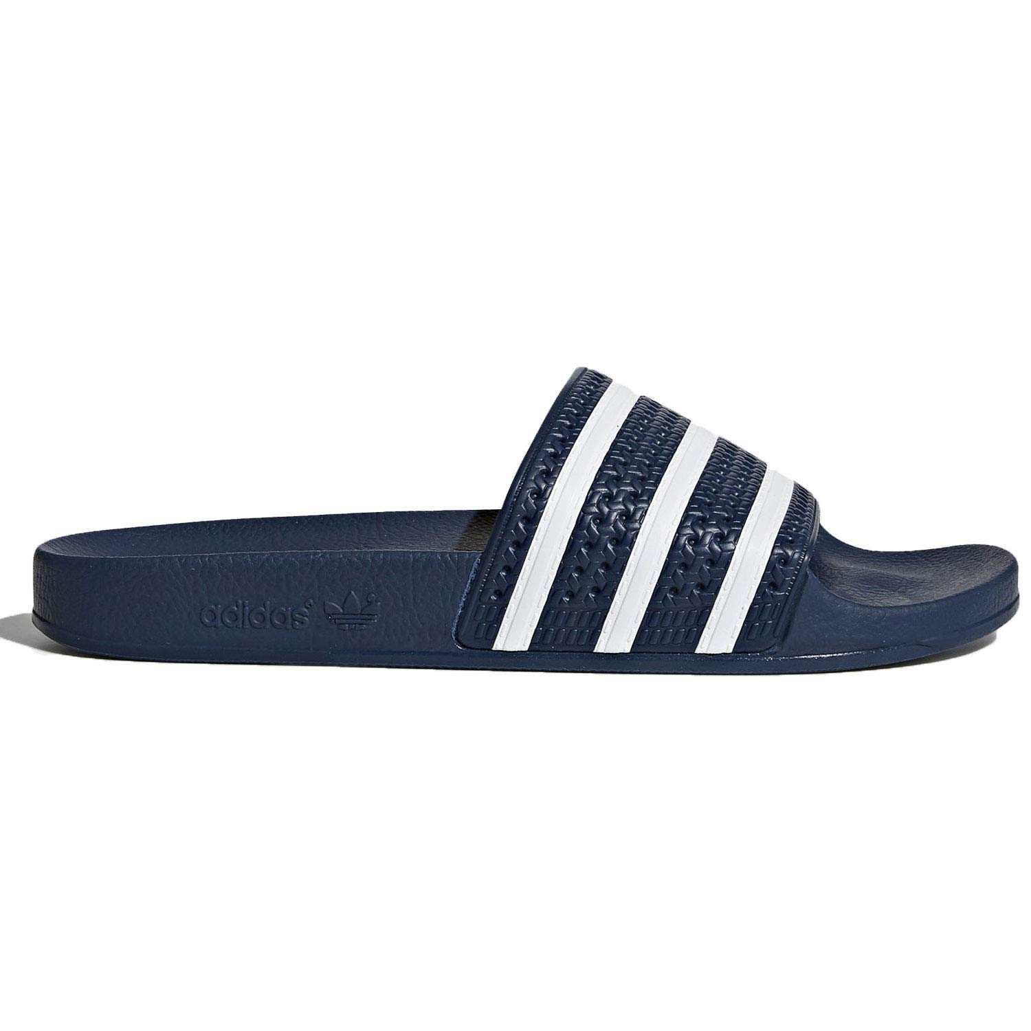 best website 293d5 dcb1c Galleon - Men s ADIDAS Originals Adilette Slides ADI Blue (10 D(M) US)
