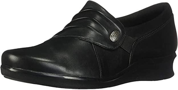 1. Clarks Women's Hope Roxanne Loafer