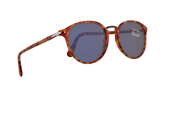 fb5a3563f5fb Image Unavailable. Image not available for. Color: Persol 3210-S Sunglasses  Tortoise Red ...