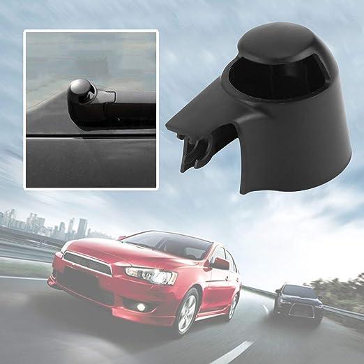 Heaviesk Tapa de la Tapa de la escobilla del limpiaparabrisas del Auto del Auto de plástico para VW mk5 para el Golf para el Polo para el Passat para el ...