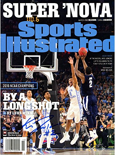 kris-jenkins-villanova-wildcats-autographed-super-nova-sport-illustrated-magazine-fanatics-authentic