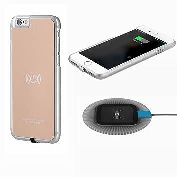 shdTech - Kit de Cargador inalámbrico para iPhone 6 Plus/6S ...