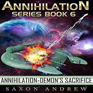 Demon's Sacrifice Audiobook