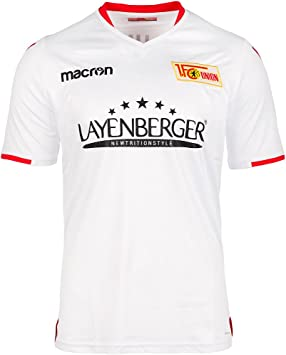 1. FC Union Berlin visitante, Camiseta 2018/2019 Adultos: Amazon.es: Deportes y aire libre