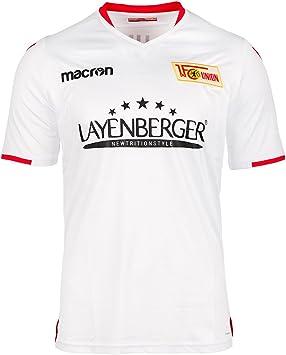 1. FC Union Berlin visitante, Camiseta 2018/2019 Adultos: Amazon.es: Deportes y aire libre