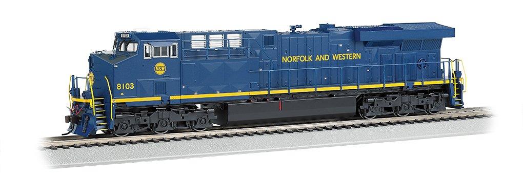 Bachmann Industries N & W #8103 Diesel Locomotive Train Bachmann Industries Inc. 65408
