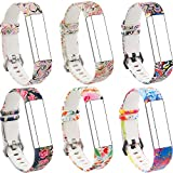 RedTaro Bands for Fitbit Alta and Fitbit Alta HR,Fashion Print Designs,Standard Size for...