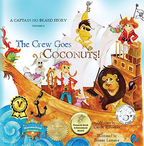 Crew Goes Coconuts Captain Beard ebook