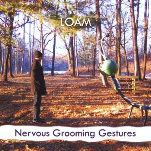 Nervous Grooming Gestures