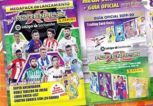 Adrenalyn Megapack Lanzamiento XL 2019 2020: Amazon.es: Juguetes y juegos