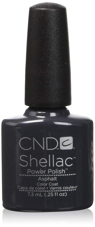 Cnd Shellac Asphalt Esmalte en Gel - 7.3 ml CND007 CNDS0082 (AmazonIt/KB2HI)