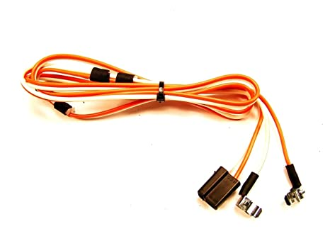 Amazon.com: Retro-Motive 67-69 Camaro Dome Light Wiring Kit ... on