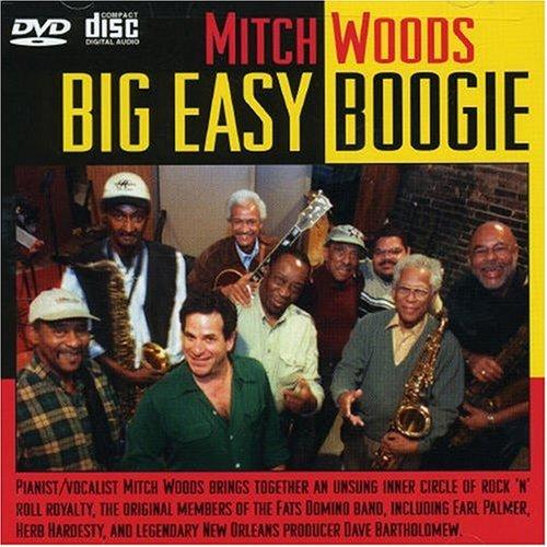 Big Easy Boogie (CD + Bonus DVD) by myBaby