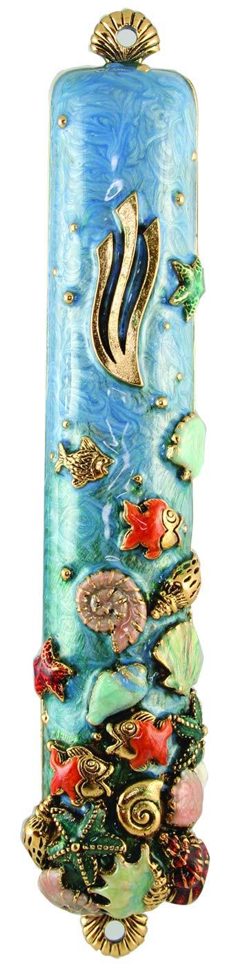 Quest Collection Seashell Mezuzah