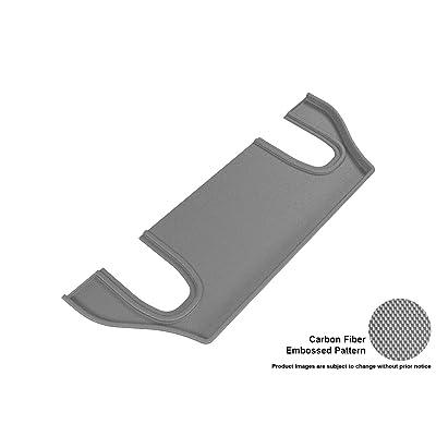 3D MAXpider Third Row Custom Fit All-Weather Floor Mat for Select Tesla Model X Models - Kagu Rubber (Gray): Automotive