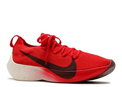 f741b77454c7 Nike Mens Vapor Street Flyknit Universtiy Red Flyknit Size 7.5