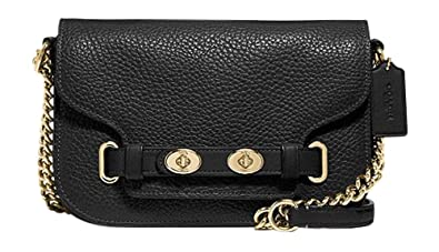 dfa80a6b32 Coach Leather Blake 20 Crossbody Shoulder Bag