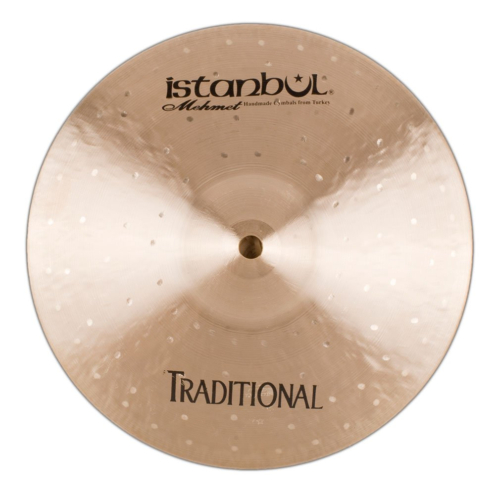 Istanbul Mehmet Cymbals Traditional SP10 10-Inch Splash Cymbal by Istanbul Mehmet Cymbals