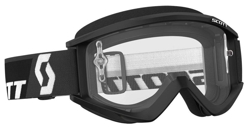 Scott Recoil Goggles (Black) by Scott (Image #1)