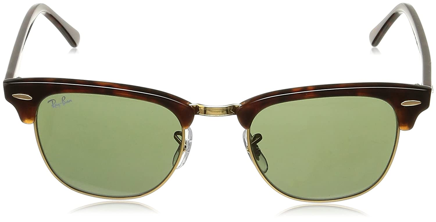 Ray-Ban Classic Clubmaster 19750 Sunglasses Classic RB3016, Tortoise ...