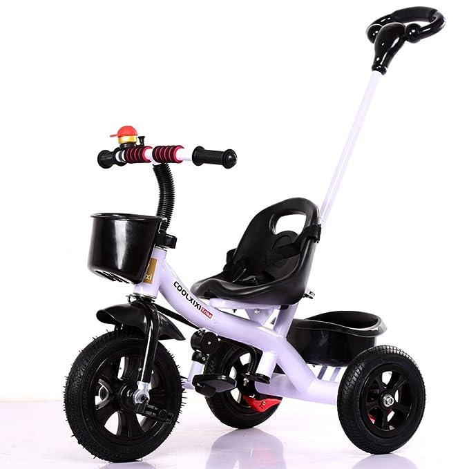 Amazon.com: fenfen niños triciclo bebé bicicleta de 1 – 5 ...