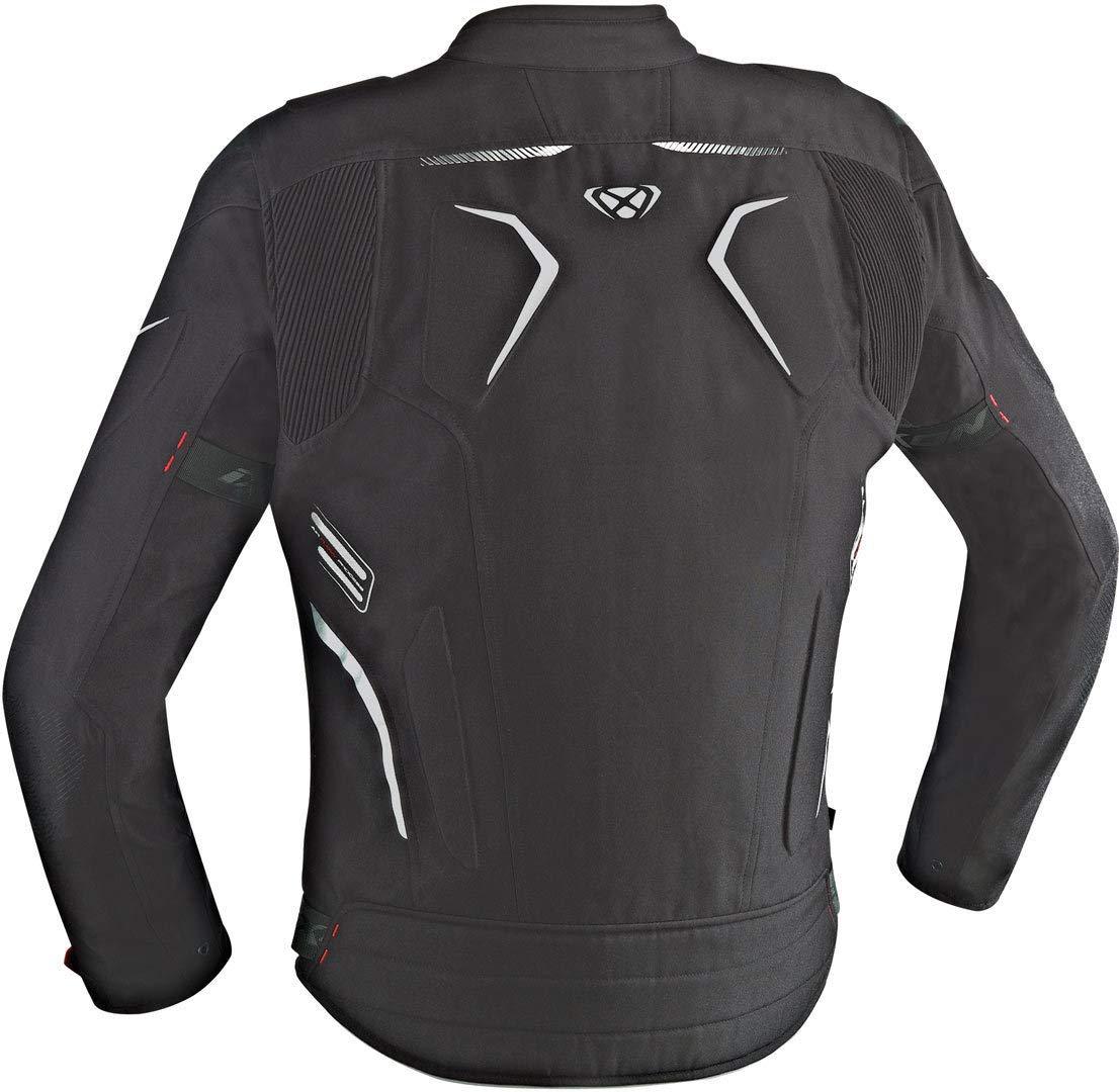 Ixon Spectrum Hp - Chaqueta para moto, color negro, talla L ...