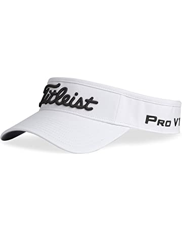 87033de74632d Titleist Tour Performance White Collection Golf Visor